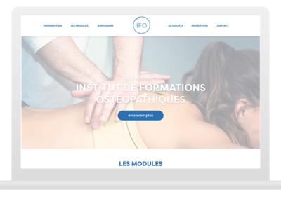 INSTITUT DE FORMATIONS OSTÉOPATHIQUES