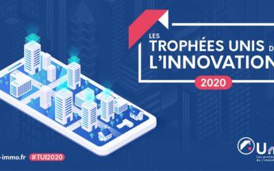 CLAC Nominé aux trophées de l'innovation 2020 !